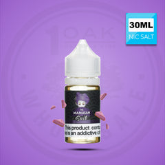THE MAMASAN SALT - PURPLE CHEESECAKE SALT 30ML
