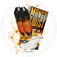 MANGO TWIST - MANGO CREAM DREAM 120ML