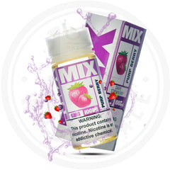 MIX E-LIQUID - PURP BERRY 100ML
