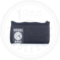 NICKEL BAGS - ZIPPERED POUCH