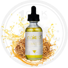 Naked 100 Tobacco - Euro Gold 60ml
