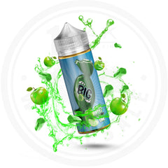 NEXT BIG THING - GREEN APPLE HARD CANDY 120ML