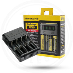 NITECORE - NEW VERSION I4 INTELLICHARGER