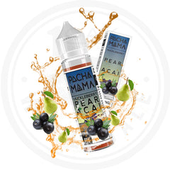 PACHAMAMA HUCKLEBERRY PEAR ACAI 60ML 1 OAK WHOLESALE