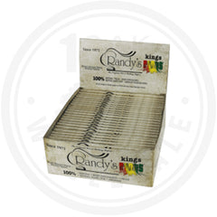 RANDY'S - KINGS ROOTS ROLLING PAPER (25 PACK)