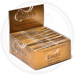 RANDY'S - KING-SIZE WIRED ROLLING PAPER (25 PACK)