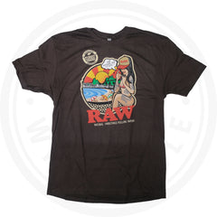 RAW T-SHIRT - RAWLIFE BRAZIL MENS T-SHIRT