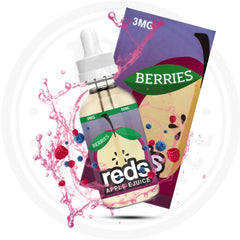 7 DAZE REDS BERRIES 60ML VAPE EJUICE 1 OAK WHOLESALE