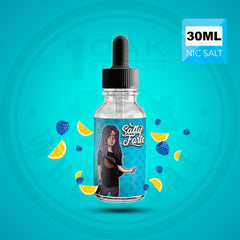 SALTY FARTS - BLUE LEMONADE FART 30ML