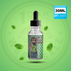 SALTY FARTS - GUM MINT FART 30ML