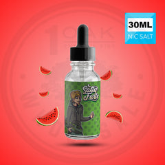 SALTY FARTS - WATERMELON FART 30ML