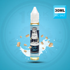 SALTY MAN - MARSHMALLOW CRISPY 30ML