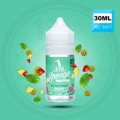 SAVAGE E-LIQUID NIC SALT SERIES BOND 30ML VAPE EJUICE 1 OAK WHOLESALE