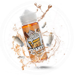SHAKES E-JUICE - PEANUT BUTTER CRUNCH SHAKE 120ML