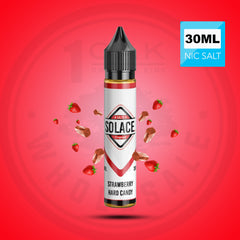 SOLACE - STRAWBERRY HARD CANDY 30ML