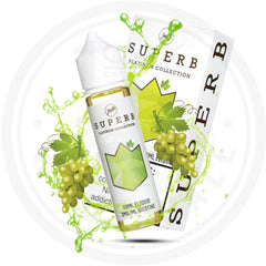 SUPERB PLATINUM - WHITE GRAPE 60ML
