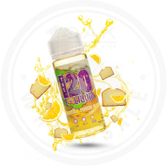 THE 120 E-LIQUID - GRANDMA'S POUND CAKE 120ML
