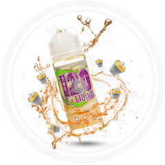 THE 120 E-LIQUID - OLD FASHIONED CUSTARD 120ML