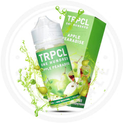 TRPCL ONE HUNDRED - APPLE PEARADISE 100ML