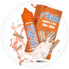 TINTED BREW - V'NILLA CHURROS AND MILK 60ML