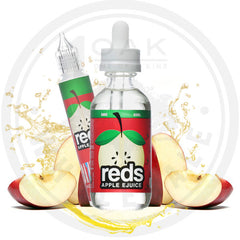 7 DAZE - REDS APPLE EJUICE 60ML (msrp $24)