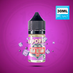 HIGH OCTANE - GRAPE CHILL 30ML
