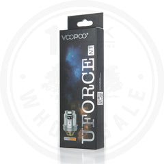 VOOPOO UFORCE N1 COILS (5PACK) 1 OAK WHOLESALE