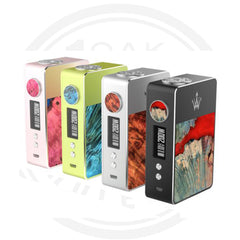 WOODY VAPES - X200 TC BOX MOD