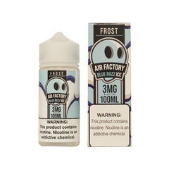 AIR FACTORY - BLUE RAZZ ICE 100ML