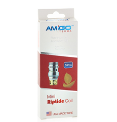 AMIGO - Replacement Mini Riptide Coil (5 Pack)