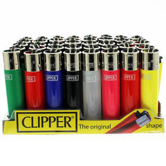 CLIPPER LIGHTER - SOLID COLORS