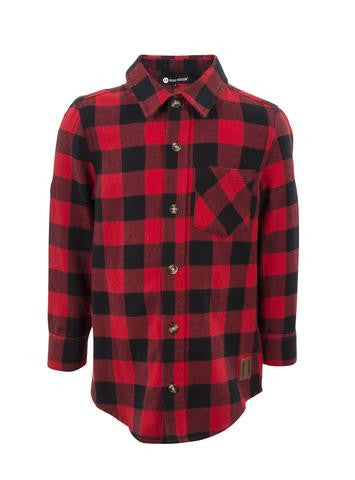 Beau Hudson - Buffalo Plaid Tall Shirt