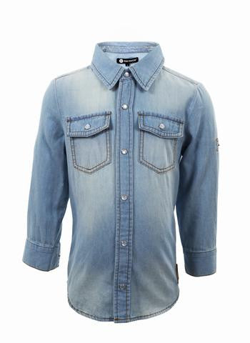 Beau Hudson - Chambray Denim Shirt