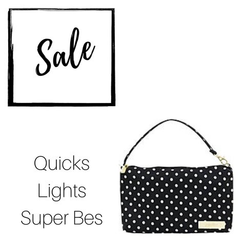 CLEARANCE - Ju-Ju-Be - Be Light, Super Be, and Be Quick