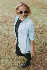 Beau Hudson - Chambray Shirt Adult