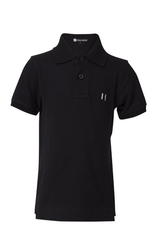 Beau Hudson - Black Polo Shirt