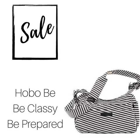 CLEARANCE - Ju-Ju-Be - Be Classy, Hobo Be, & Be Prepared