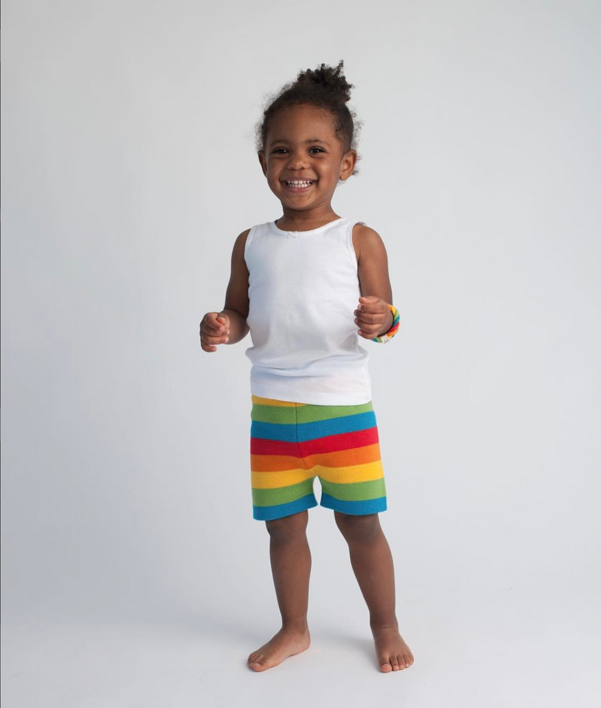 Sloomb Rainbow Playshorties
