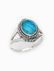 Twilight Opal Quartz Ring