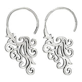 Cascading Waves Earrings