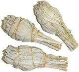 White Sage Smudge, 3 inch, UNpackaged