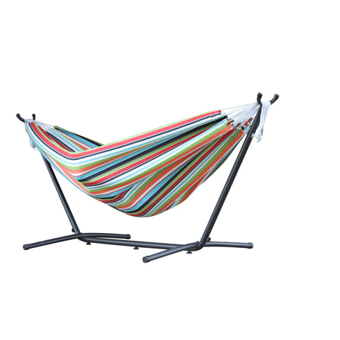 Vivere's Combo – Sunbrella® Hammock with Stand (9ft)