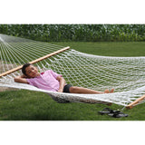 Cotton Rope Hammock – Double