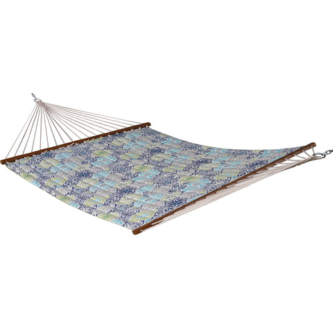 Quilted Fabric Hammock – Double