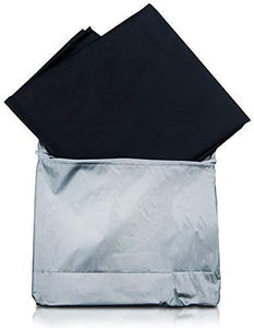 Keeps Ice & Snow Off Exterior Auto Snow Windshield Cover with Magnetic Edges