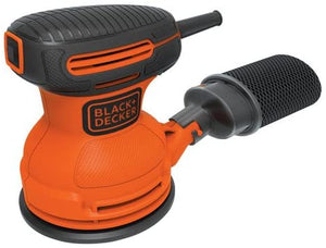 Random Orbit Sander, 5-Inch, Corded Electric, 120 Volts.