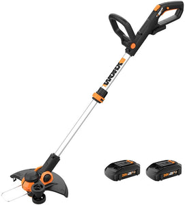 "20V Power Share 12"" Cordless String Trimmer & Edger, 2 Batteries and Quick Charger Included."