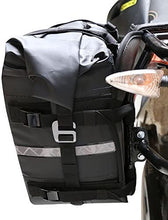 Sierra Dry Saddlebags 100% Waterproof Mount to most Adventure and Dual Sport Motorcycles