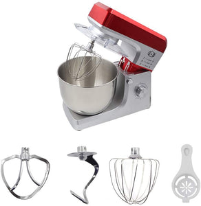 Household Kitchen Aid with Dough Hook, Wire Whip & Beater