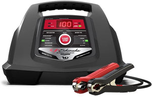 6/12V Fully Automatic Battery Charger and 30/100A Engine Starter with Advanced Diagnostic + Battery Tester